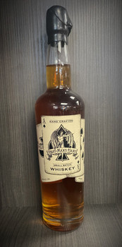 Dead Man's Hand Small Batch Hand Crafted Whiskey 750 ml