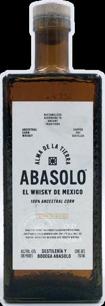 ALMA DE LA TIERRA ABASOLO  EL WHISKY DE MEXICO 750ML
