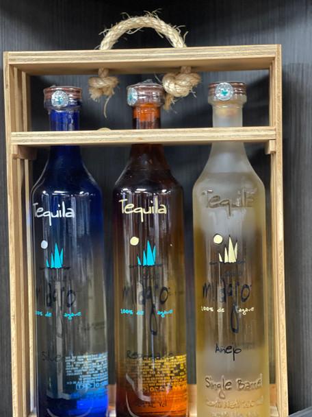 Milagro 3 Bottle Gift Set 750 ML