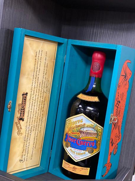 Jose Cuervo Reserva De La Familia Anejo Tequila 1997 (1.75 Liters)