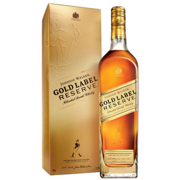 Johnnie Walker scotch blended gold label reserve 760ml