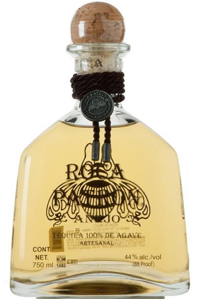 Patron roca tequila anejo 750ml