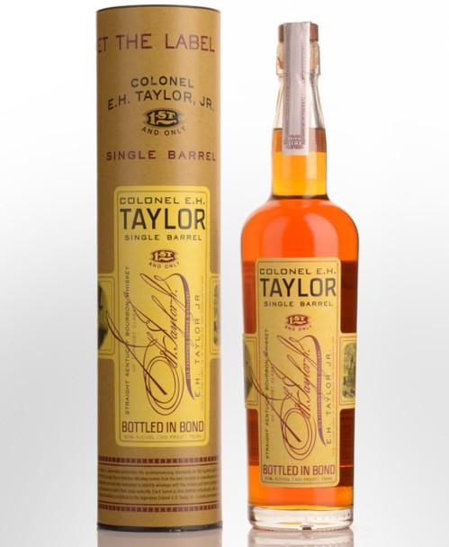 Colonel E.H Taylor bourbon single barrel Kentucky 750ml