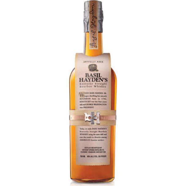 Basil Hayden's bourbon whisky Kentucky 750ml