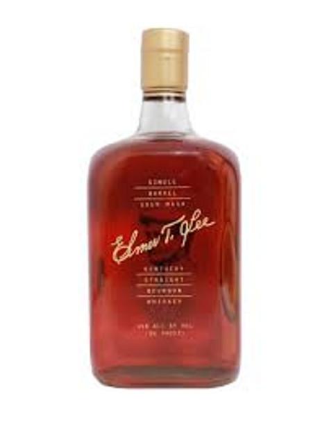 Elmer T Lee bourbon sour mesh single barrel Kentucky 750ml
