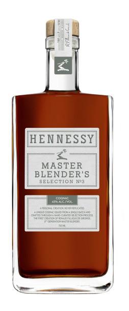 Hennessy cognac master blender's 3 selection 750ml