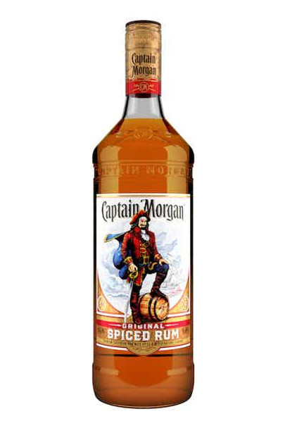 Captain Morgan original spiced rum 70pf 750ml
