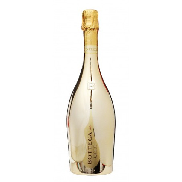 Bottega prosecco brut gold 750ml