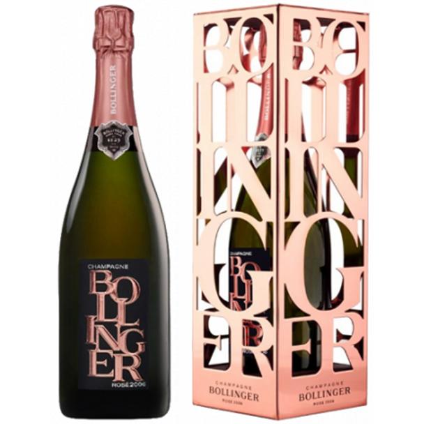 Bollinger champagne 2006 rose 750ml