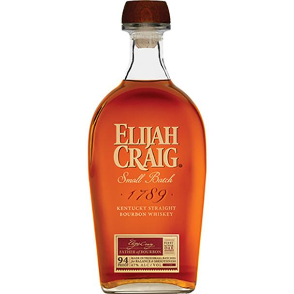 Elijah craig Kentucky bourbon small Batch whisky 750ml
