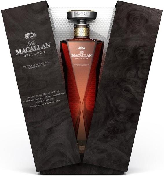 Macallan 1824 series scotch single malt Reflexion speyside highland 750ml