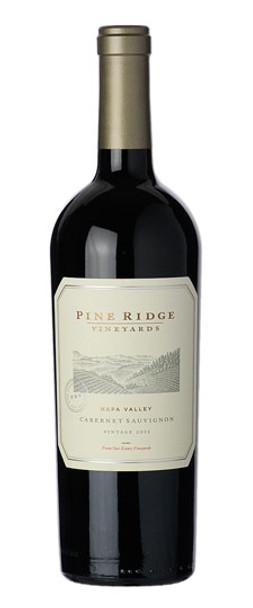 Pine Ridge Vineyards Cabernet Sauvignon Napa Valley 2015 vt 750ml