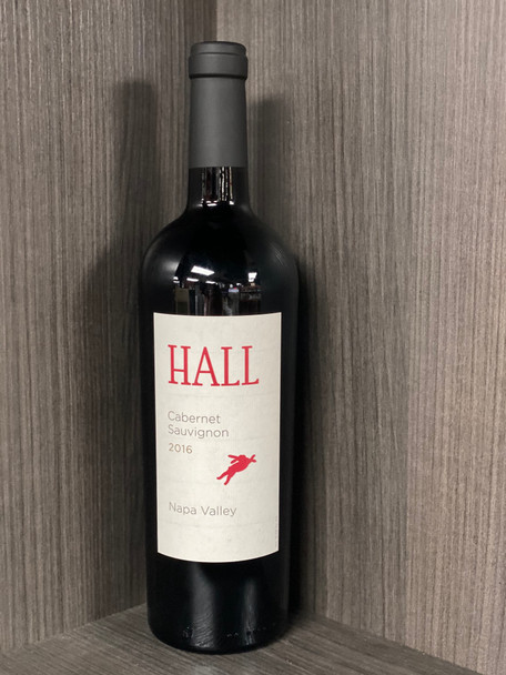 Hall Napa Valley Cabernet Sauvignon 2016 750 ML