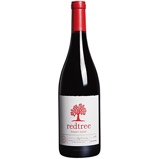 Redtree Pinot Noir California 2016 vt 750ml