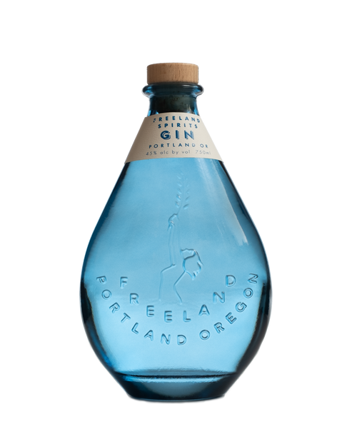 Freeland Spirits Gin Portland OR 750ml