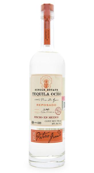 Tequila Ocho Los Patos Reposado 750ml