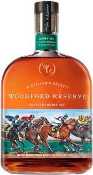 Woodford Reserve Kentucky Bourbon Derby 145 Tm 750ml