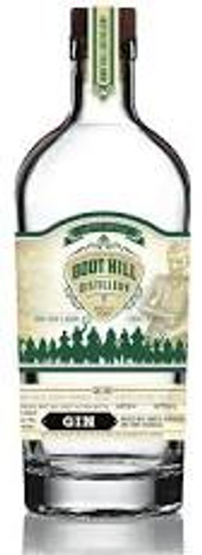 Boot Hill Distillery Gin Limited Release 750ml