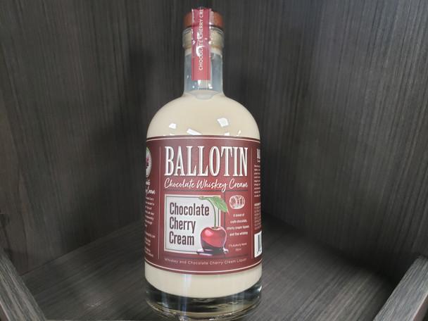 Ballotin Chocolate Cherry Cream 750ml
