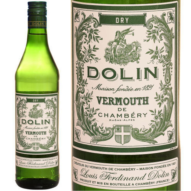 Dolin Dry Vermouth Frence 750ml