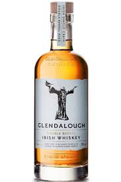 Glendalough Double Barrel Irish Whiskey 750ml
