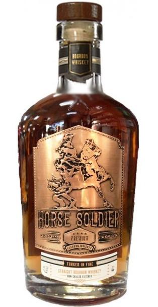 Horse Soldier Straight Bourbon Whiskey 750ml