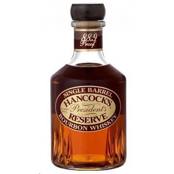 Hancock's Single Barrel Bourbon Whiskey President's 750ml
