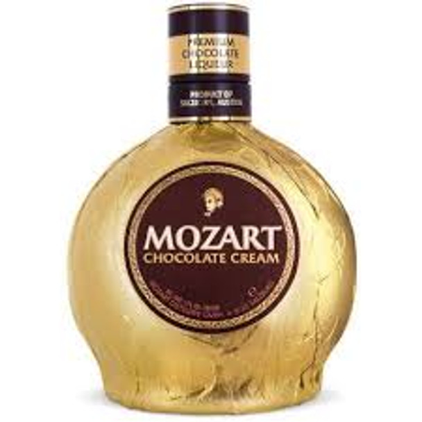 Mozart chocolate cream liquor 34pf 50ml