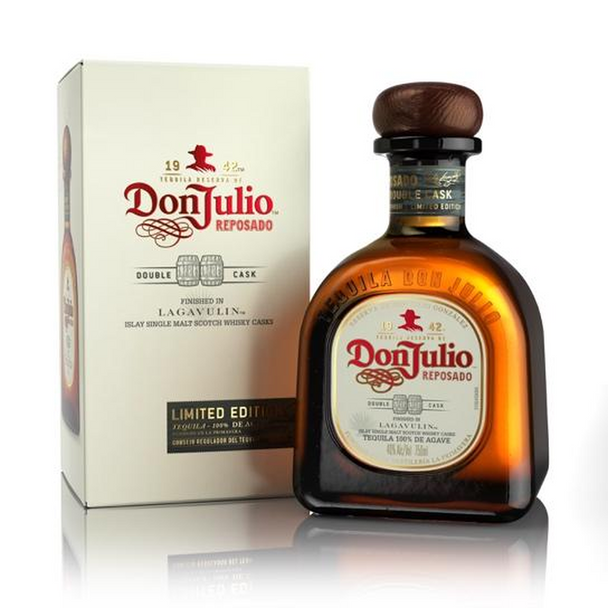 Don Julio Reposado Tequila Finishd In Lagavulin Barrel Limited Edition 750ml