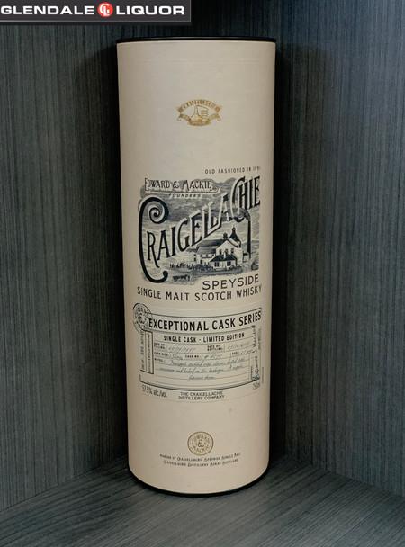 Craigellachie Single Malt Scotch Whisky 23 YR  115PF 750ml