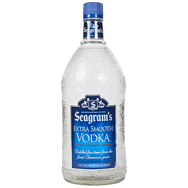 SEAGRAM'S VODKA 1.75 L