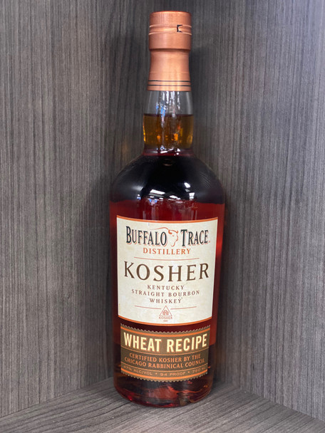 Buffalo Trace Kosher Wheat Recipe 750 ml