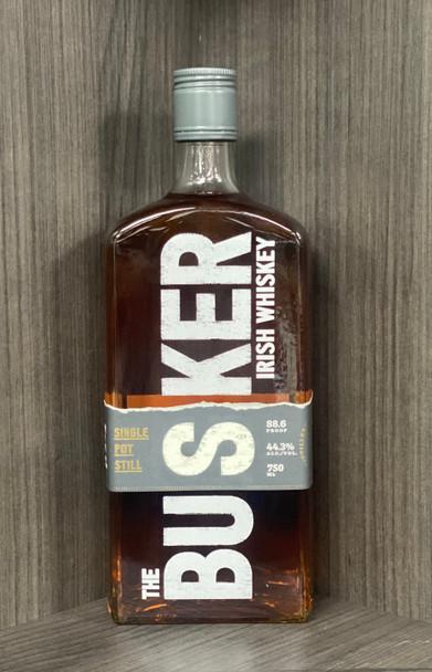 The Busker Single Pot Still Irish Whiskey 750 ml