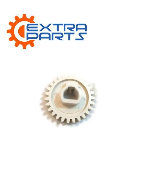 RU6-0690  Pressure Roller gear 27 for HP P2035,2045,2055