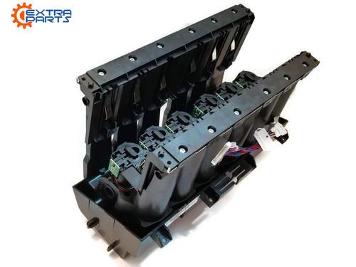 Q6683-60188 Left Ink Supply Station for HP Design Jet T1100 T1200 GENUINE