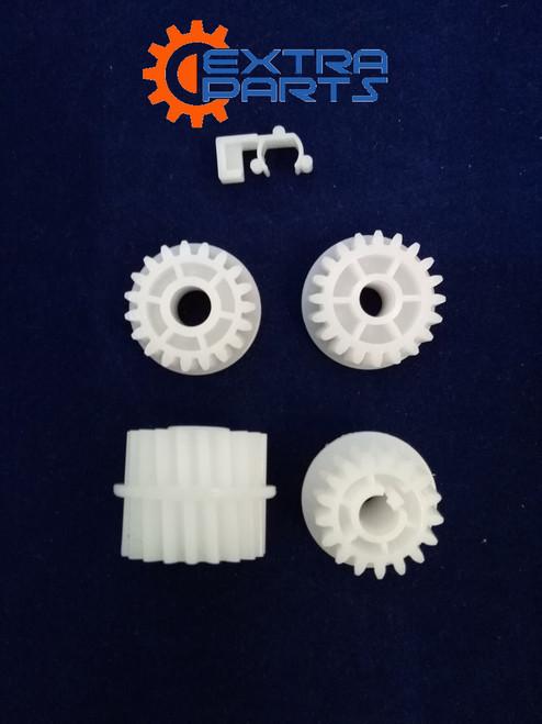 CB414-67923, Fuser Drive Gear Kit Assy for HP LaserJet P3005 M3035 M3027 Series
