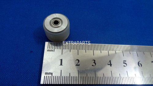 4X11X16 mm Vinyl Cutter Pinch Roller Wheel Cutting Plotter Rubber Cover