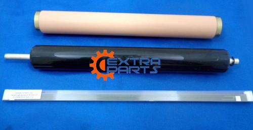 HP LJ P4014/P4015 Pressure Roller, Fuser Film + Heating Element 110V
