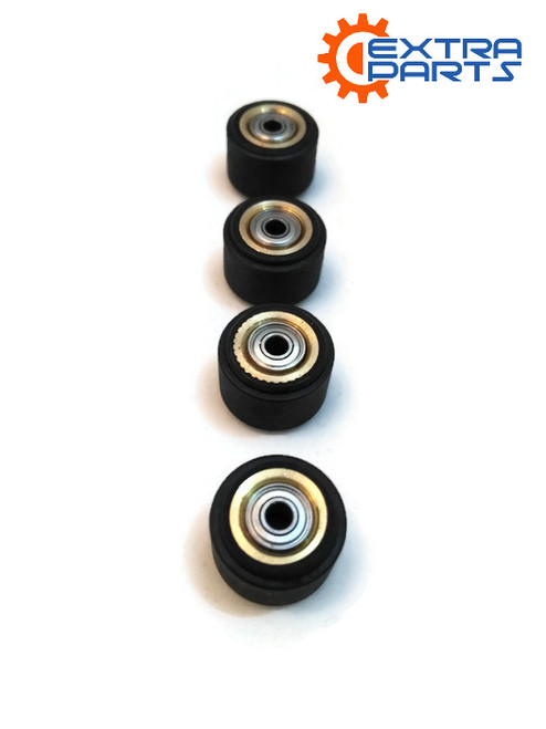 4 Pcs 4X11X16 mm cutting plotter vinyl cutter pinch roller wheel for roland graphtec