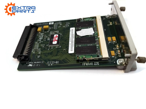 C7776-60151 Formatter PC Board HP DesignJet  500 Includes C7779-60270 128 Mb
