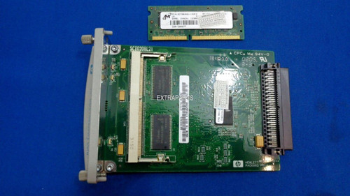 C7776-60151 Formatter PC Board HP DesignJet 800 Includes C7779-60270 64Mb
