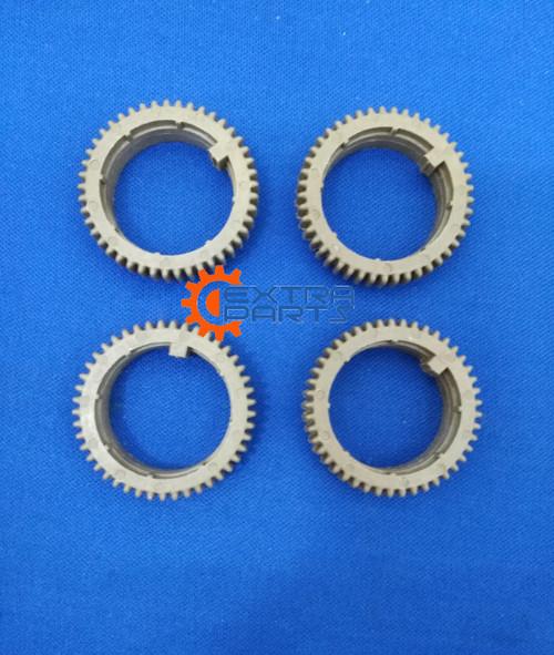 4 Pcs NGERH0540FCZ3  NGERH0540FCZ1 FUSER ROLLER GEAR for Sharp AL1000/ AR160 Z30/820