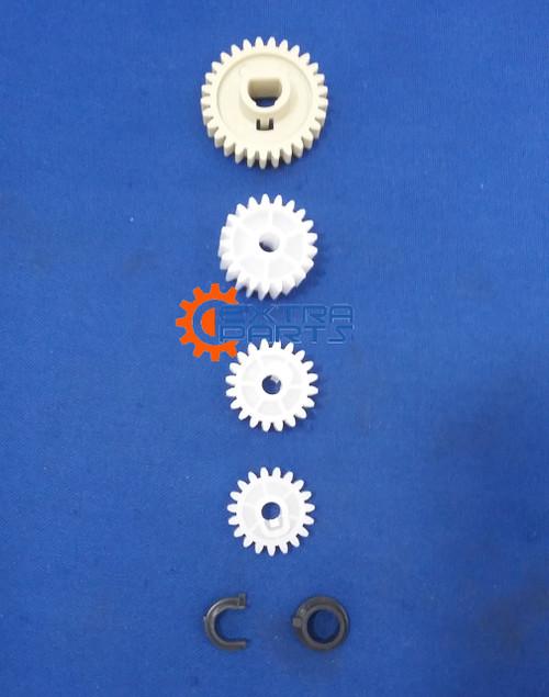 Q5956-67940 Fuser Drive Gear Repair Kit Wheel HP 2400 2410 2420 2430