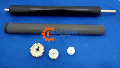Fuser film sleeve + Lower pressure roller + GEARS HP M3027 M3035 P3005 M302