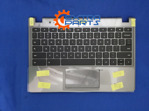 Acer Chromebook Laptop Palmrest Keyboard Touchpad 60.shen7.006 GENUINE