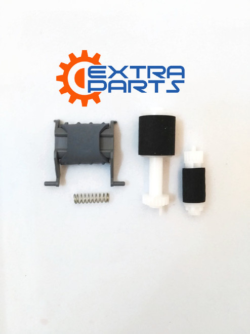 HP ADF Paper Pick up Roller, Separation Pad for LaserJet 1213 1212 1216 - GENUINE