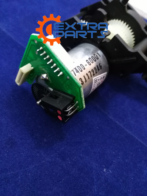 CB022-60073 Q7400-60001  Motor Gear Assy Easy Fix HP CM1415 M1536dnf ADF Feed Assembly