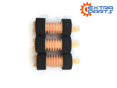 600K79550 Cassette Feed Roller Kit x 3 pcs for OKI B6000 B6100/ Xerox Phaser 4400
