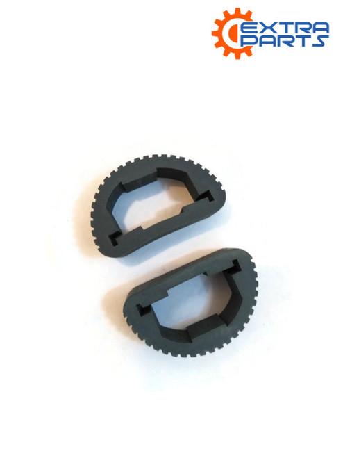 NROLP00151QS01 CROLP0015QS01 CROLP1125FC01 Pickup Roller Tire Only for use in Sharp AL1631 PAIR