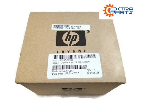 F2L46-67017  2-inch adaptor Service Kit  for HP DJ T7100 T7200